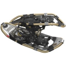 "Tubbs Xpedition Snowshoes - 21"" (For Women) in Black/Gold - Closeouts"