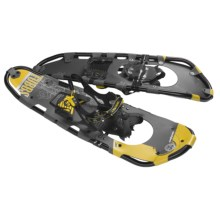 "Tubbs Xpedition Snowshoes - 30"" in Grey/Yellow - Closeouts"