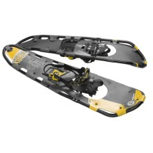 "Tubbs Xpedition Snowshoes - 36"" in Grey/Yellow - Closeouts"