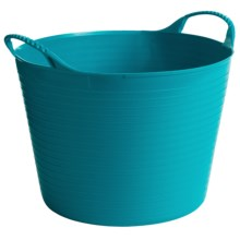 Tubtrugs Small Flexible Tub - 3.7 Gallons in Turquoise - Closeouts