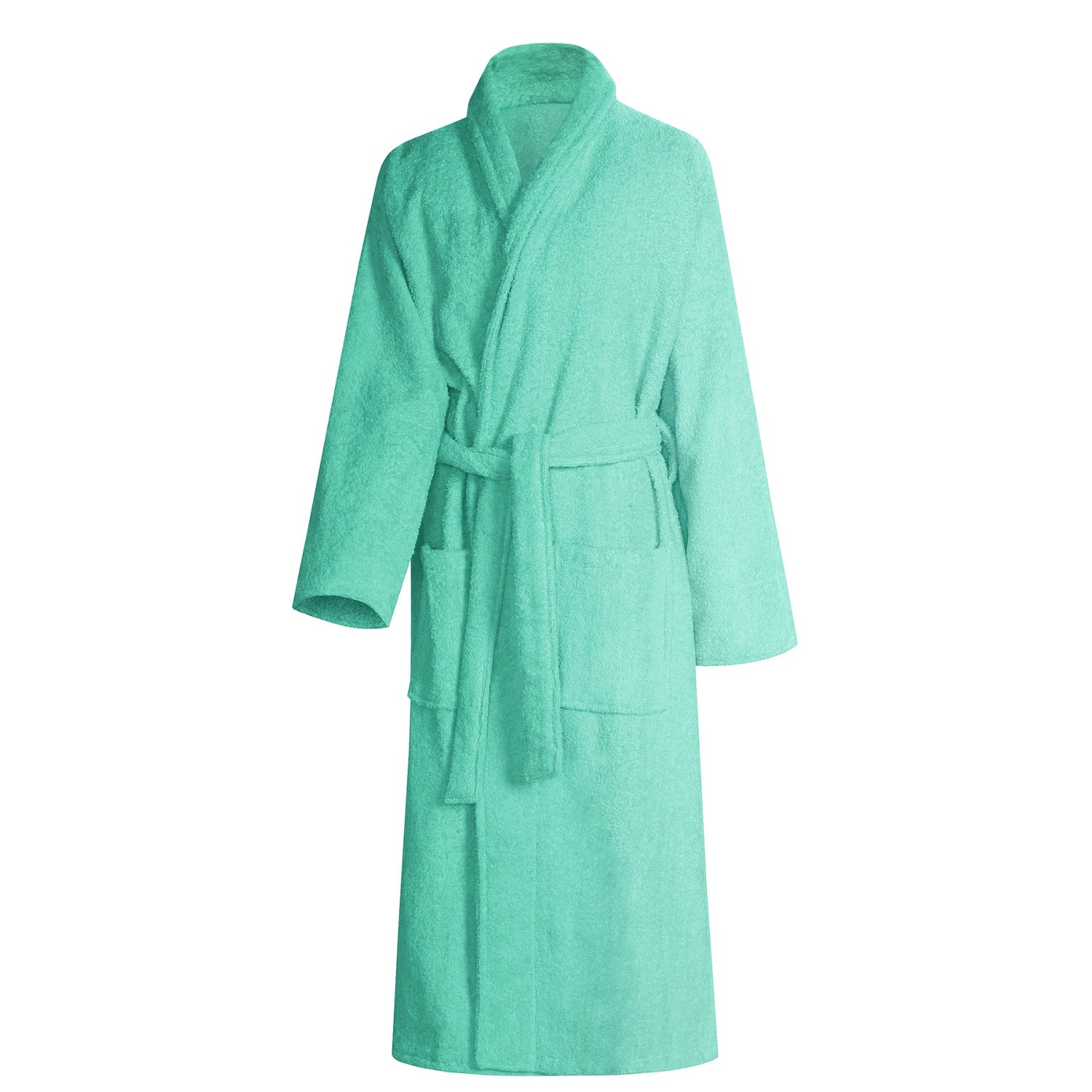 Our bamboo terry robe is as soft as silk and offers warmth and absorbency without becoming too heavy. It is the perfect robe for toweling off. The special blend of cotton and bamboo viscose fibers are softer than traditional cotton and are breathable and durable. Bamboo terry robe. Best bathrobe I ever had! By Joseph F. (Bedminster /5(71).