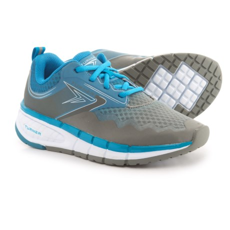 Turner Footwear Legacy Running Shoes (For Women) in Jewel/Grey
