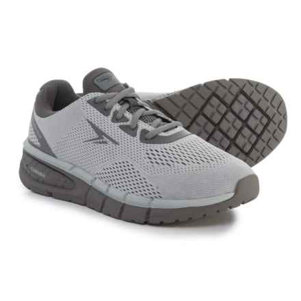 Turner Footwear T-Eddie Running Shoes (For Men) in Grey/Charcoal/Black - Closeouts