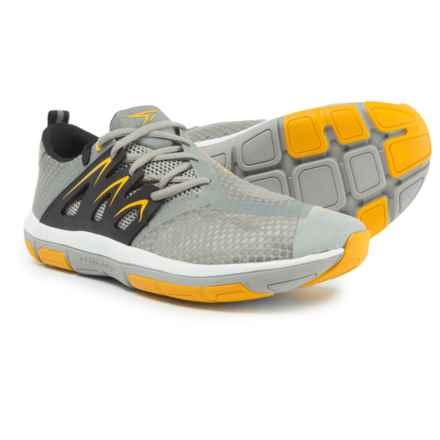 Turner Footwear T-Fleerun Training Shoes (For Men) in Grey/Yellow/Black - Closeouts