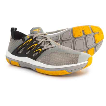 Turner Footwear T-Fleerun Training Shoes (For Women) in Grey/Yellow/Black - Closeouts