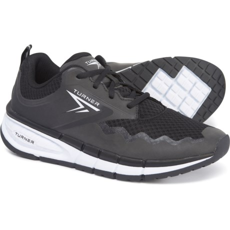 Turner Footwear T-Legacy Running Shoes (For Men) in Black/White