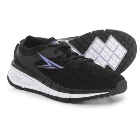 Turner Footwear T-Levon Running Shoes (For Women) in Black/Lilac