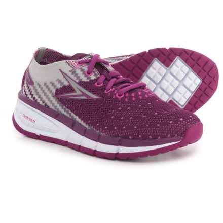 Turner Footwear T-Levon Running Shoes (For Women) in Purple/Grey - Closeouts