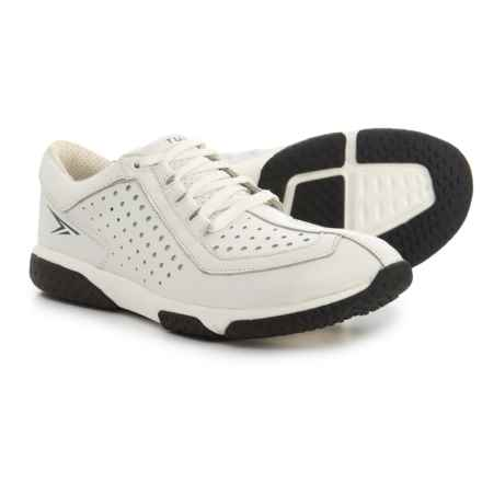 Turner Footwear T-Swolemate Training Shoes - Goat Leather (For Men) in White/Black - Closeouts
