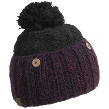 Turtle Fur Nepal Isette Hat - Wool (For Women) in Black - Closeouts