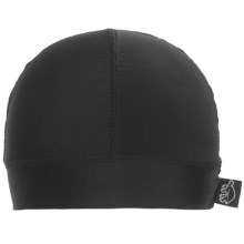 Turtle Fur Stretch Lite Helmet Liner (For Men and Women) in 101 Black - Closeouts