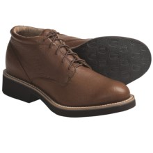 Twisted X Boots Cowboy Shoes - W-Toe, Leather (For Men) in Aztec/Cognac - Closeouts