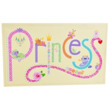Two's Company Happi by Dena Children's Canvas Print in Princess - Closeouts