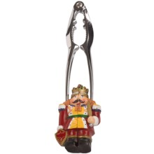 Two's Company Toy Soldier Nutcracker in Red/Gold - Closeouts