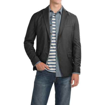 Two-Pocket Casual Jacket (For Men) in Grey - 2nds