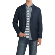 Two-Pocket Casual Jacket (For Men) in Navy - 2nds