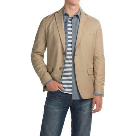 Two-Pocket Casual Jacket (For Men) in Stone - 2nds