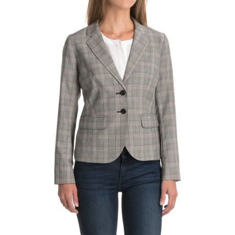 Find Grey blazers for women at ShopStyle Canada. Shop the latest collection of Grey blazers for women from the most popular stores - all in one place.