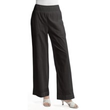 Two Star Dog Adrianne Pants (For Women) in Black - Closeouts