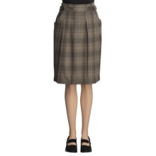 Two Star Dog Carol Skirt (For Women) in Plaid - Closeouts