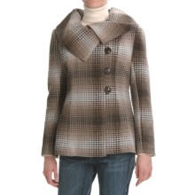 Two Star Dog Jackie Jacket - Ombre Plaid (For Women) in Plaid - Closeouts