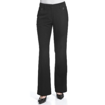 Two Star Dog Lexi Pants - 4-Way Stretch (For Women) in Black