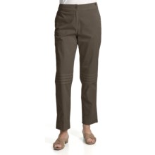 Two Star Dog Marni Ankle Pants - Garment-Dyed (For Women) in Bayleaf - Closeouts