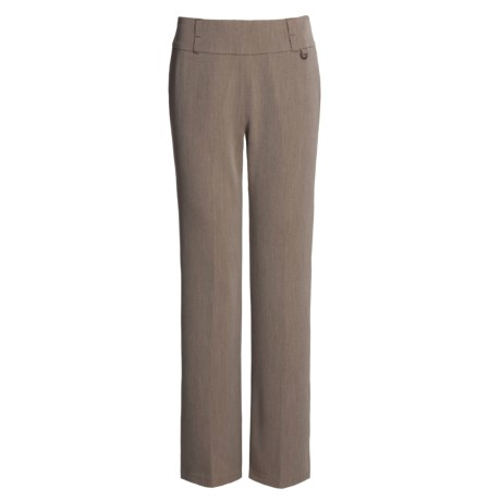 Two Star Dog Natasha Pants - Stretch (For Women) in Smoke