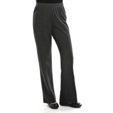Two Star Dog Ponte Knit Pants - Bootcut (For Women) in Slate - Closeouts