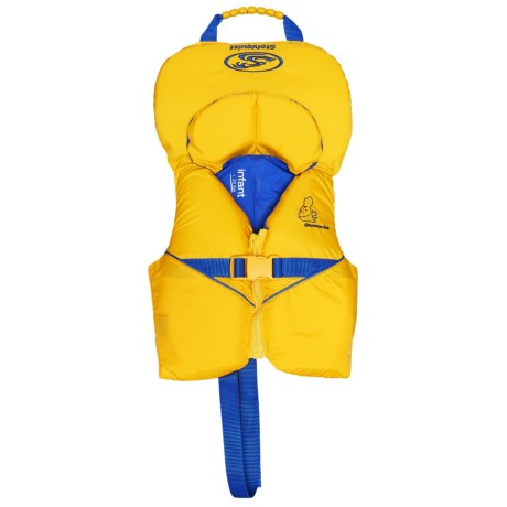 Type II One-Size PFD Life Jacket (For Infants and Toddlers)