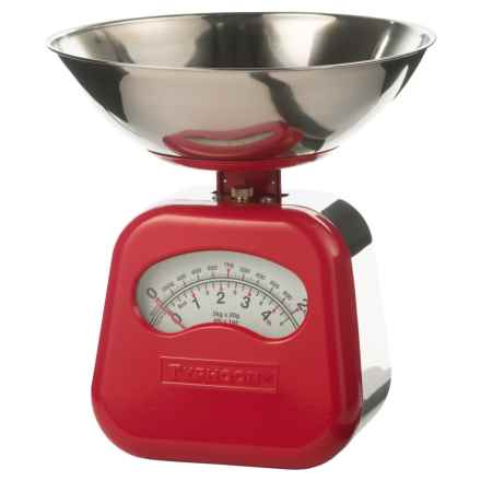 Typhoon Novo Mechanical Scale in Red - Closeouts