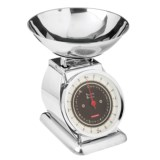 Typhoon Stainless Steel Bella Kitchen Scale