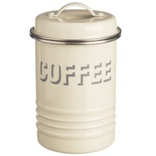 Typhoon Vintage Storage Canister in Coffee - Closeouts