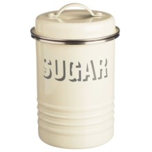 Typhoon Vintage Storage Canister in Sugar - Closeouts