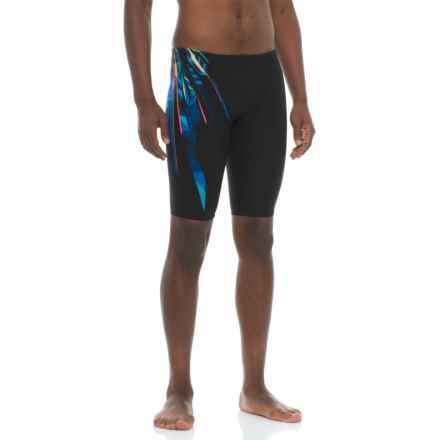 TYR Bravos Jammer Swimsuit - UPF 50+ (For Men) in Multi - Closeouts
