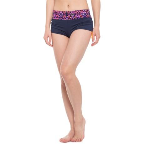 621f01a3069e TYR Carnivale Della Swim Boy-Short Bottoms (For Women) - Save 60%
