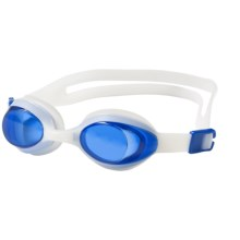 TYR Flex Frame Swim Goggles (For Kids) in Blue - Closeouts