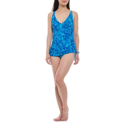 dd4d7ef6d4 TYR Monaco Sheath One-Piece Swimsuit - Padded Cups, UPF 50+ (For