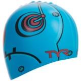 TYR Robot Swim Cap