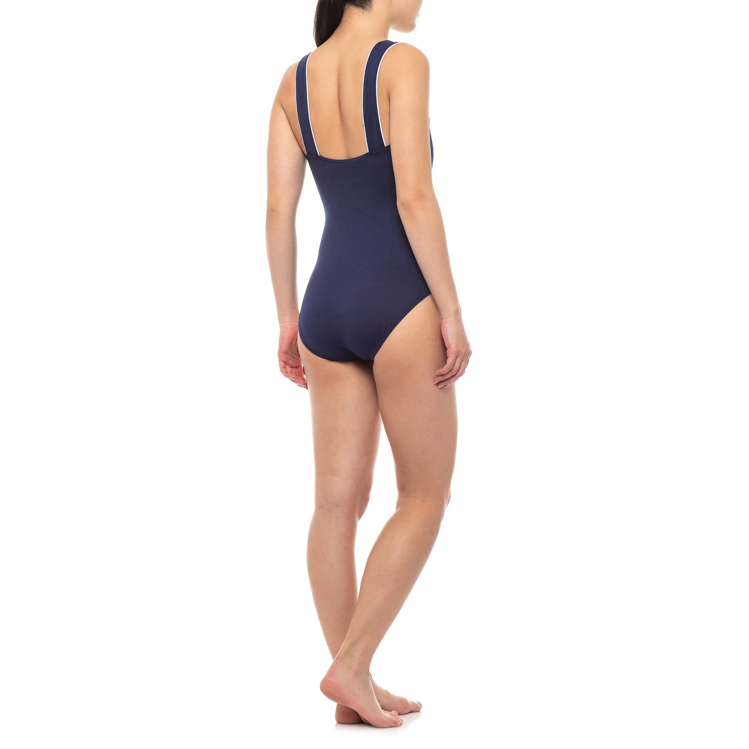 dc960559b6b TYR Square Neck Controlfit Swimsuit (For Women) - Save 64%