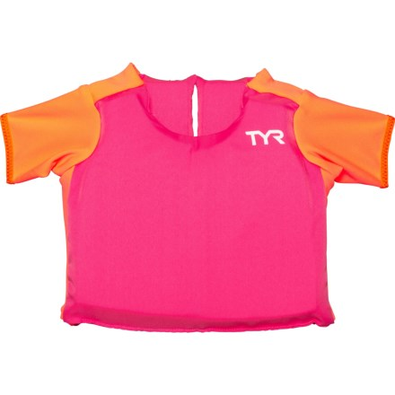 276fe3ccfdd TYR Start to Swim Type V Flotation Shirt - Short Sleeve (For Kids) in