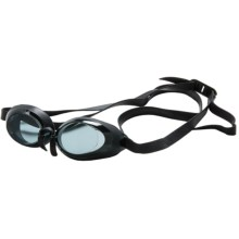 TYR Swedish Lo Pro Goggles (For Men and Women) in Smoke - Closeouts