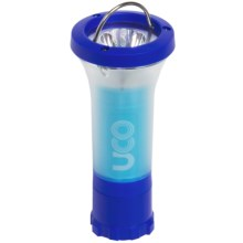 UCO Clarus Lantern + Flashlight in Blue - Closeouts