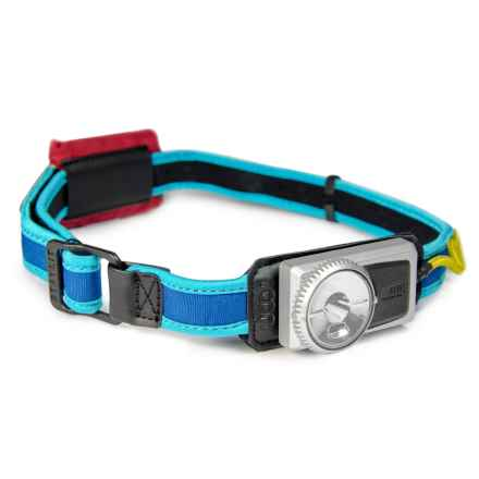 UCO Comfort Fit Headlamp - 120 Lumens in Blue - Closeouts