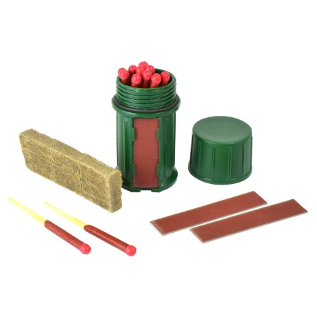UCO Gear Firestarting Kit in See Photo