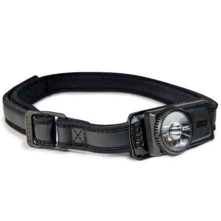 UCO Gear UCO A-45 Comfort Fit Headlamp - 11 Lumens in Black - Closeouts