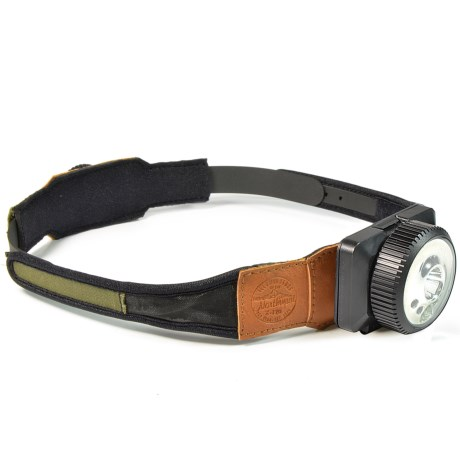 UCO Gear UCO X-120 X-Act Fit Headlamp - 120 Lumens in Vintage Green