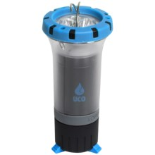 UCO Lumora Lantern + Flashlight in Blue - Closeouts