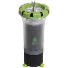 UCO Lumora Lantern + Flashlight in Green - Closeouts