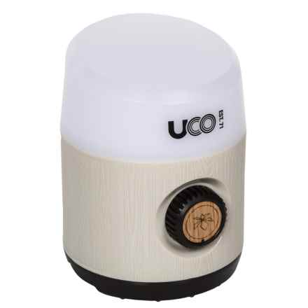 UCO Rhody Hang-Out Lantern - 130 Lumens in White - Closeouts